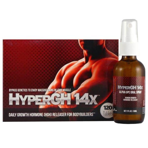 HyperGH 14X Build Lean Muscle Mass